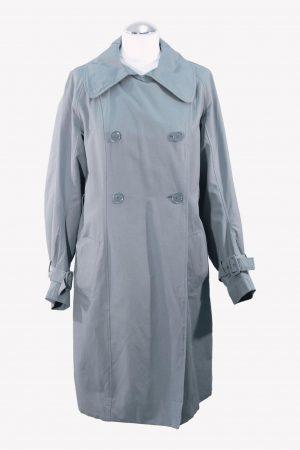 Max & Co Trenchcoat in Blau aus Baumwolle aus Baumwolle Alle Jahreszeiten.1