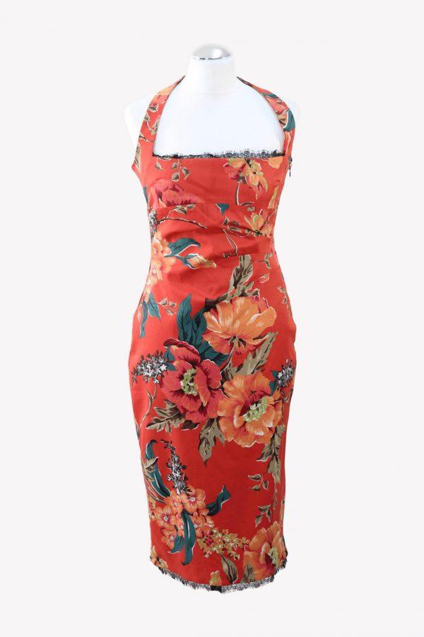 Karen Millen Shiftkleid in Multicolor aus Acetat Alle Jahreszeiten.1