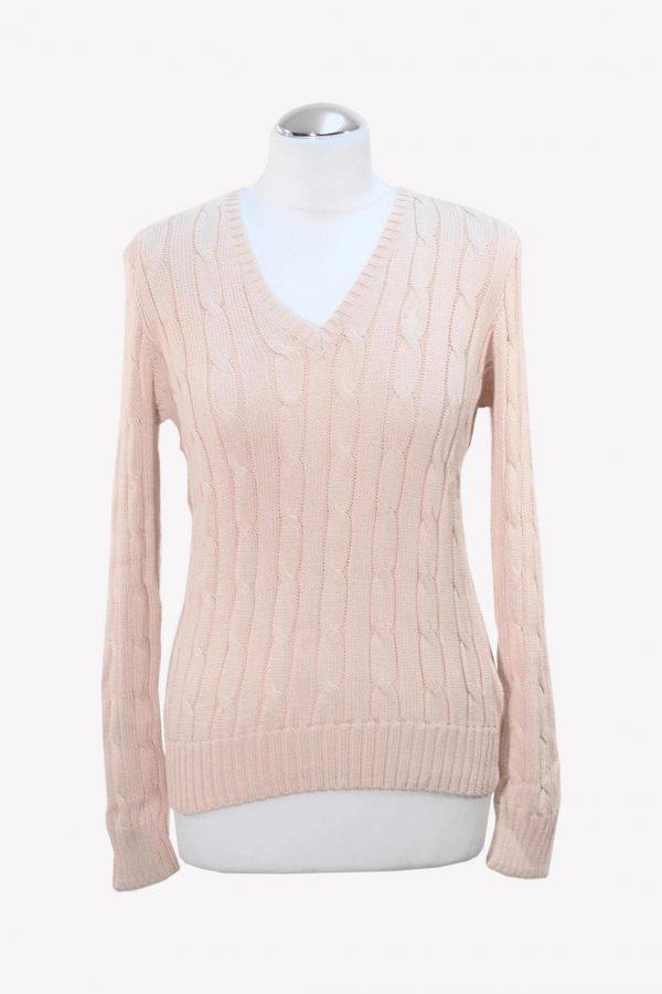 Ralph Lauren Pullover in Rosa aus Baumwolle aus Baumwolle Alle Jahreszeiten.1