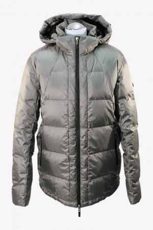 Hugo Boss Steppjacke in Grün aus Daune Herbst / Winter.1
