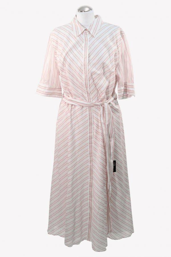 Ralph Lauren Maxikleid in Multicolor aus Baumwolle aus Baumwolle Frühjahr / Sommer.1