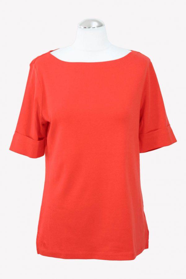 Ralph Lauren Top in Rot aus Baumwolle aus Baumwolle Alle Jahreszeiten.1