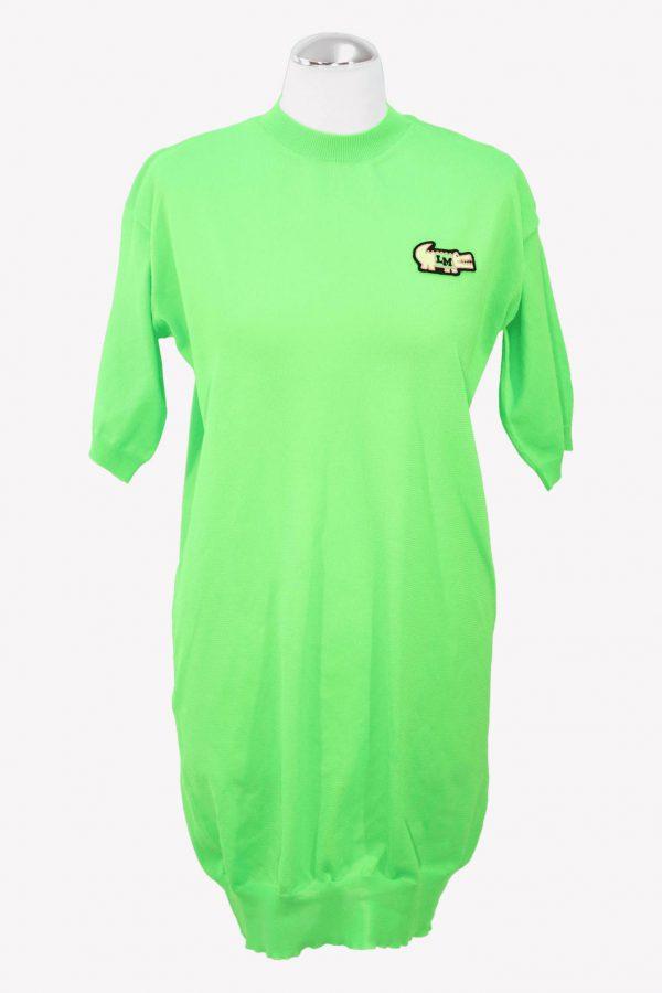 Moschino Shiftkleid in Grün aus Polyester Alle Jahreszeiten.1