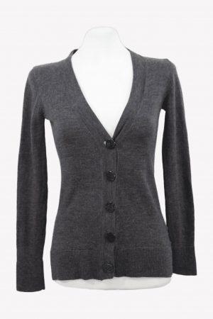 Tahari Pullover in Grau aus Wolle aus Wolle Alle Jahreszeiten.1