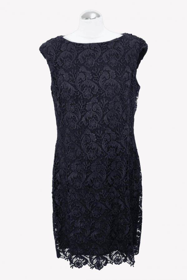 Ralph Lauren Shiftkleid in Blau aus Polyester Alle Jahreszeiten.1