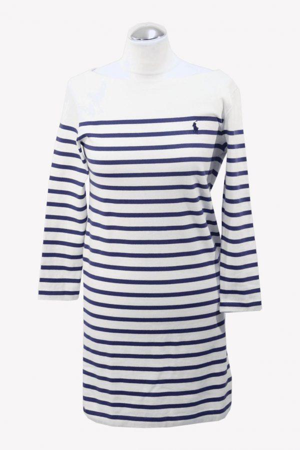 Ralph Lauren Shiftkleid in Multicolor aus Baumwolle aus Baumwolle Frühjahr / Sommer.1