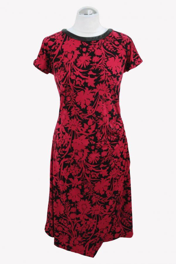 Michael Kors Shiftkleid in Rosa aus Polyester Alle Jahreszeiten.1