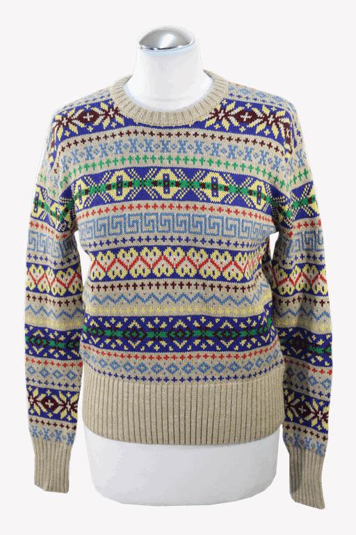 Ralph Lauren Pullover in Multicolor aus Baumwolle aus Baumwolle Alle Jahreszeiten.1