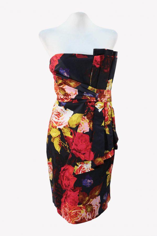 Ted Baker Shiftkleid in Multicolor aus Baumwolle aus Baumwolle Alle Jahreszeiten.1