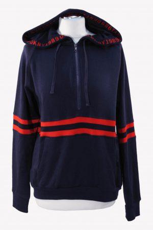 DKNY Pullover in Blau aus Baumwolle aus Baumwolle Alle Jahreszeiten.1