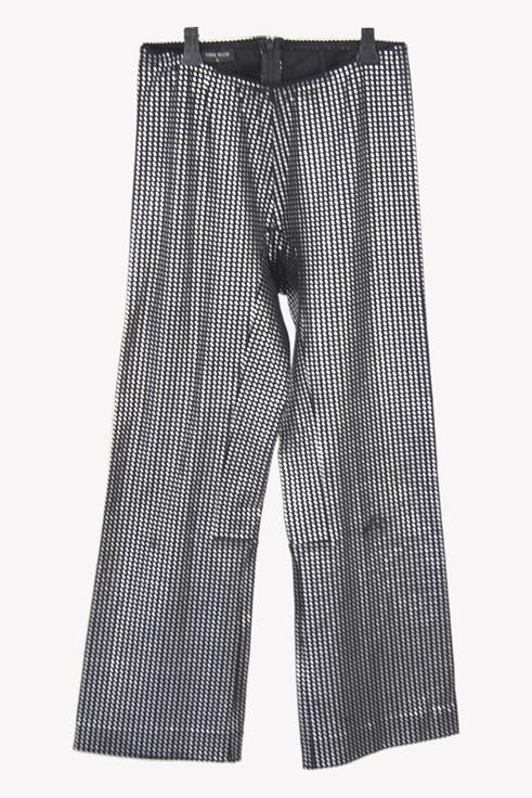 Karen Millen Hose mit Muster aus Baumwolle Alle Jahreszeiten.1