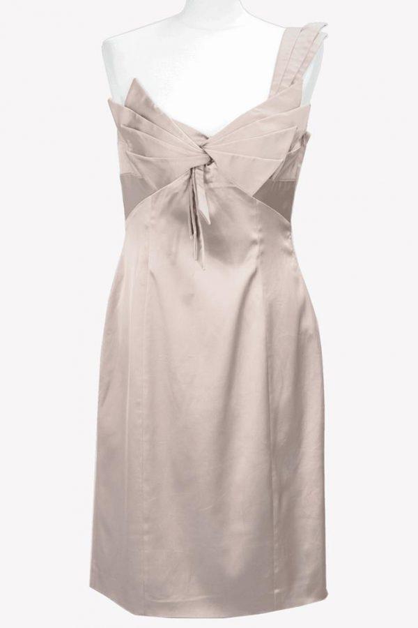 Karen Millen Kleid in Rosa aus Acetat Alle Jahreszeiten.1