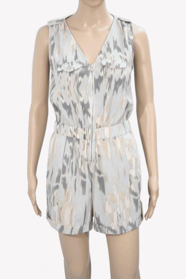 Armani Jumpsuit mit Muster aus Polyester Frühjahr / Sommer.1