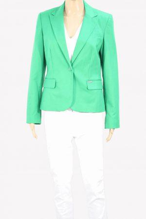 Calvin Klein Jacke in Grün aus Baumwolle Alle Jahreszeiten.1