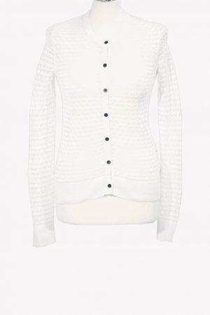 Jack Wills Spitzenpullover in Weiß aus Baumwolle Alle Jahreszeiten.1