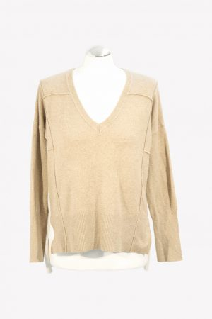French Connection Pullover in Beige aus Modacryl Herbst / Winter.1