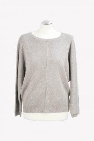 Whistles Pullover in Silber aus Viskose Alle Jahreszeiten.1