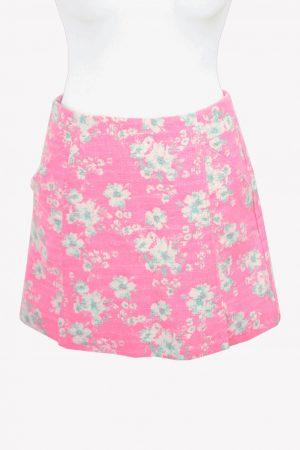 Topshop Rock in Pink aus Modacryl Frühjahr / Sommer.1