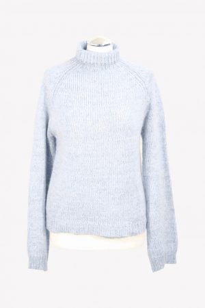 French Connection Pullover in Blau aus Modacryl Herbst / Winter.1