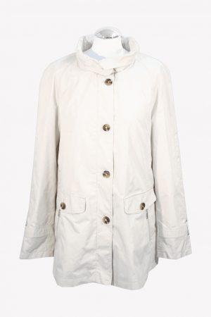 Basler Mantel in Creme aus Polyester Alle Jahreszeiten.1