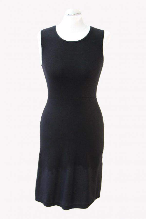 Karen Millen A-Linien-Kleid in Schwarz aus Polyester Alle Jahreszeiten.1