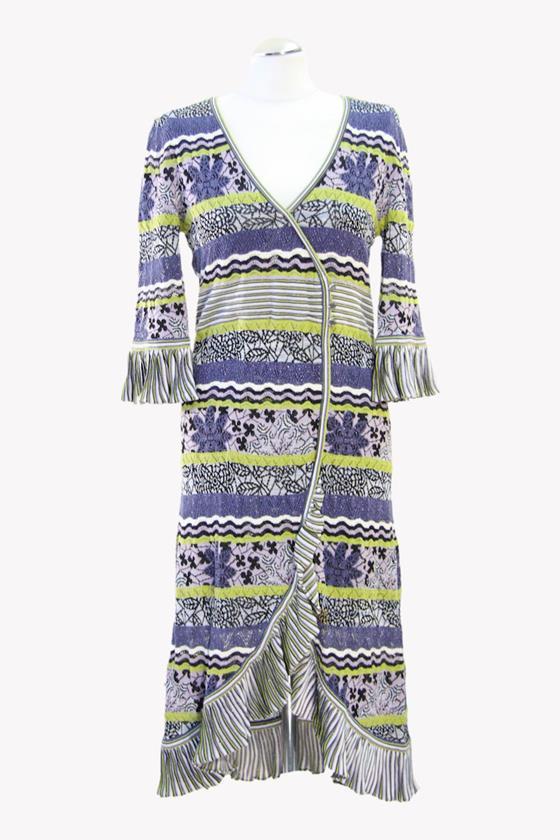 Karen Millen Pulloverkleid aus Viskose Alle Jahreszeiten.1