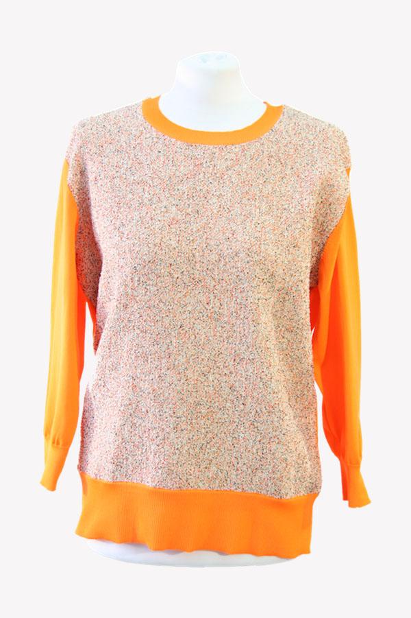 Ted Baker Pullover in Orange aus Baumwolle Alle Jahreszeiten.1