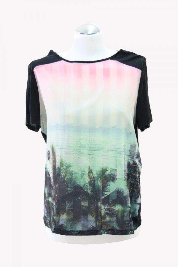 Ted Baker T-Shirt aus Polyester Alle Jahreszeiten.1
