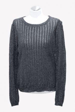 Reiss Pullover in Silber aus Baumwolle Alle Jahreszeiten.1