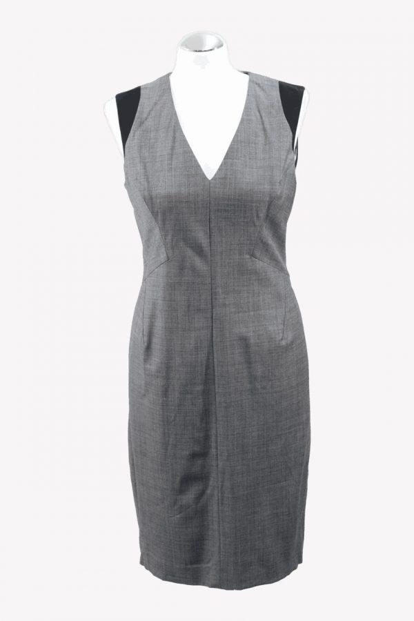 Ted Baker Kleid in Grau aus Polyester Alle Jahreszeiten.1