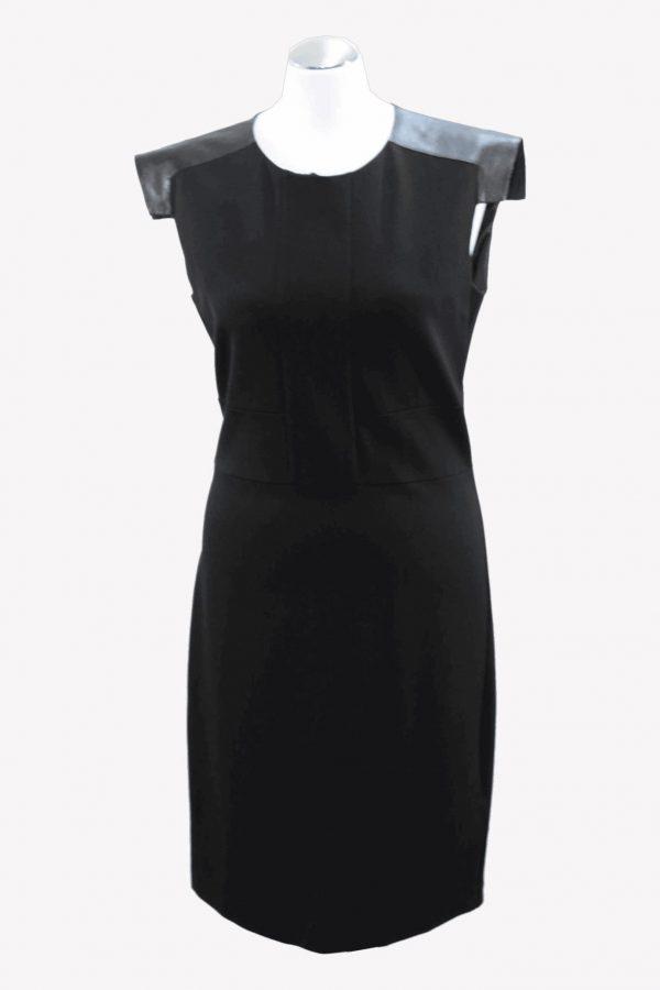 Ted Baker Kleid in Schwarz aus Viskose Alle Jahreszeiten.1