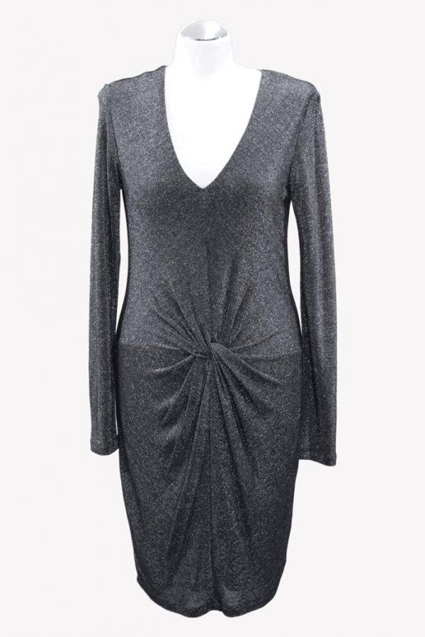 Ted Baker Kleid in Silber aus Modal Alle Jahreszeiten.1