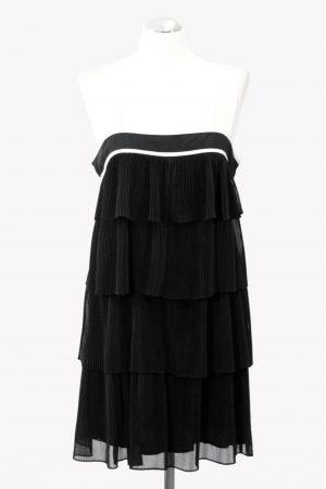 French Connection Kleid in Schwarz aus Polyester Frühjahr / Sommer.1