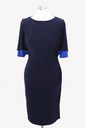 Ralph Lauren Maxikleid in Blau aus Polyester Alle Jahreszeiten.1