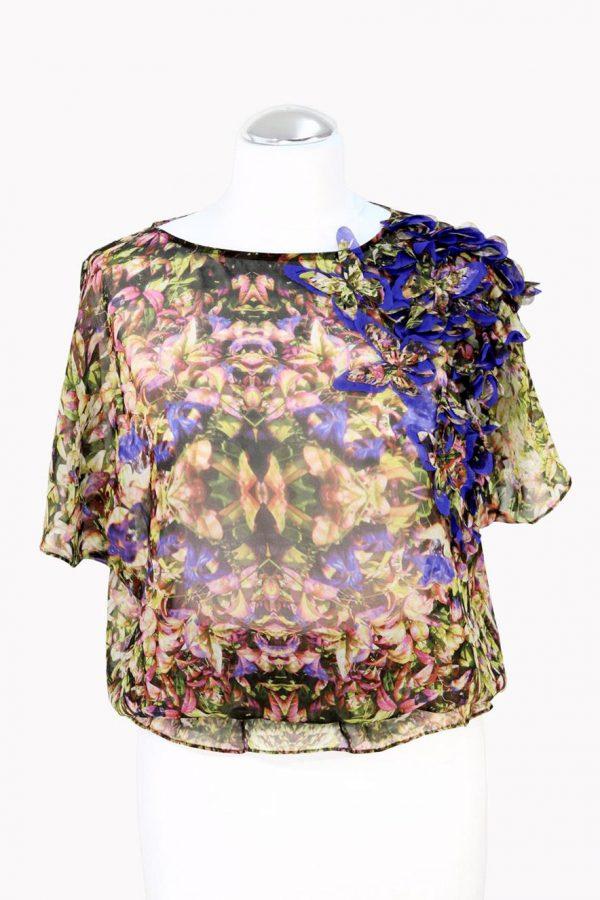 Ted Baker T-Shirt in Multicolor aus Polyester Alle Jahreszeiten.1