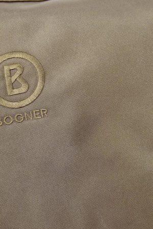 Handgelenktasche in Braun Bogner