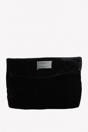 Armani Clutch in Schwarz.1