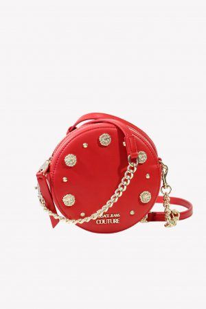 Versace Umhängetasche in Rot.1