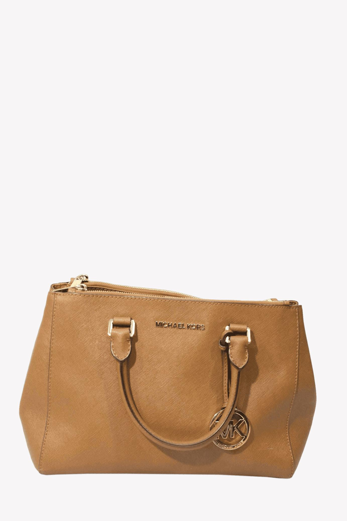 Michael Kors Handtasche in Brown.1