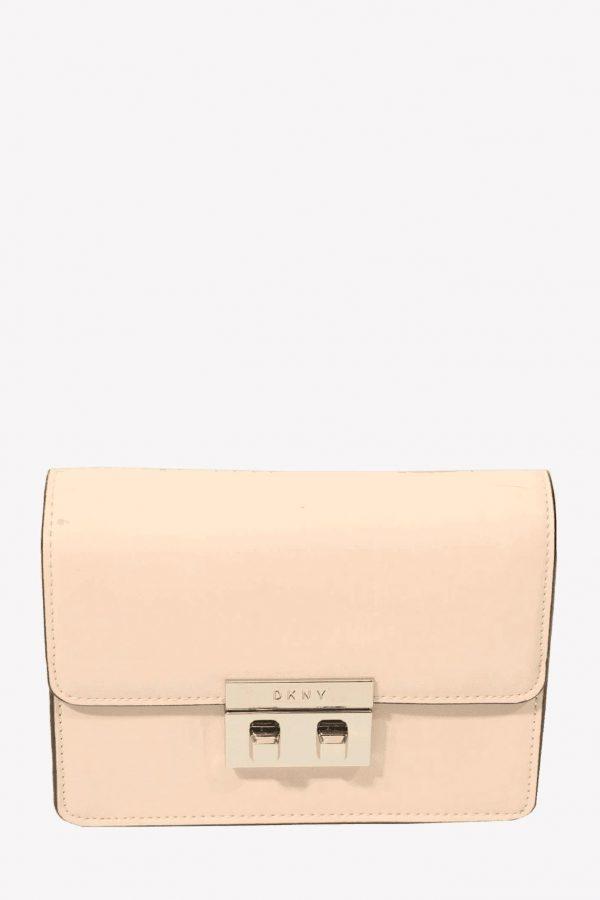 Minitasche in Rosa DKNY