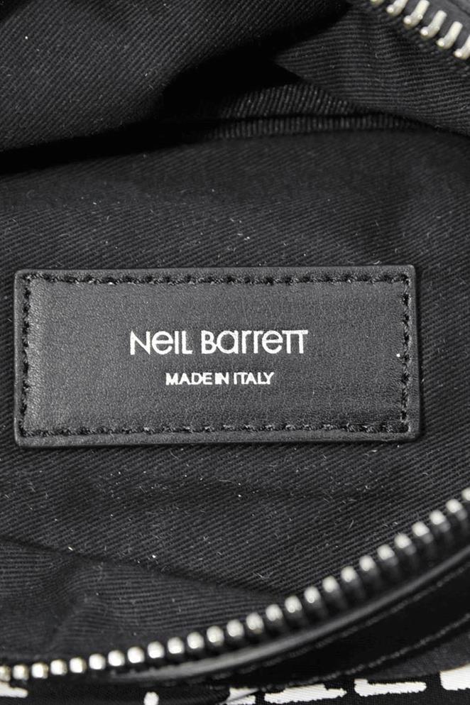 Gürteltasche in Schwarz Neil Barrett