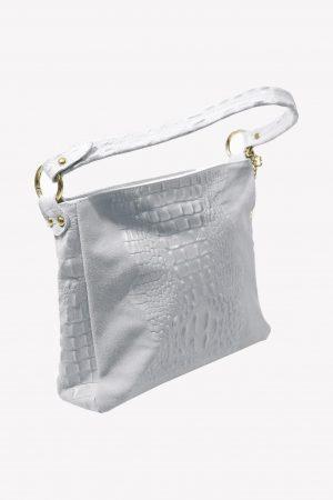 Handtasche in Blau Anna Morellini