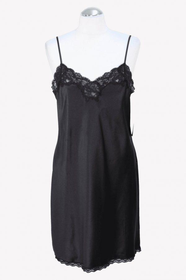 Ralph Lauren Nachthemden & -shirts in Schwarz aus Polyester Alle Jahreszeiten.1