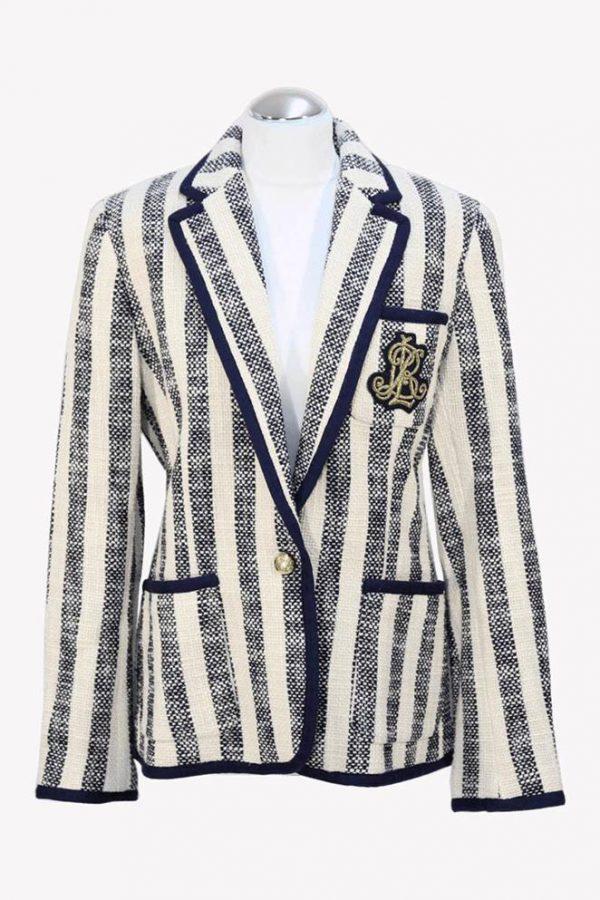 Ralph Lauren Blazer in Multicolor aus Baumwolle aus Baumwolle Alle Jahreszeiten.1