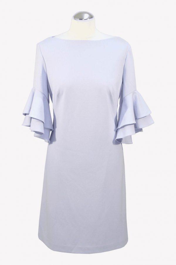 Ralph Lauren Etuikleid in Blau aus Polyester Alle Jahreszeiten.1