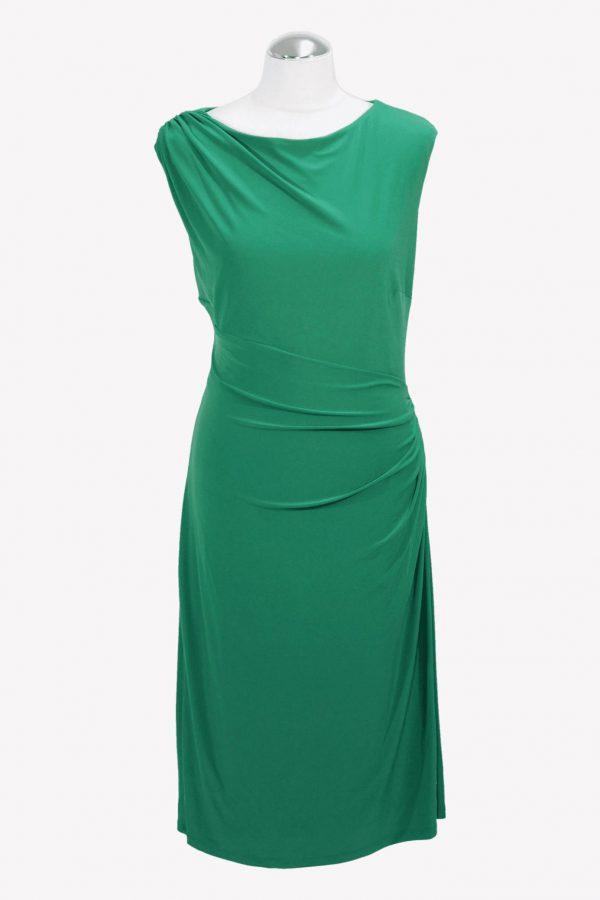 Ralph Lauren Shiftkleid in Grün aus Polyester Alle Jahreszeiten.1