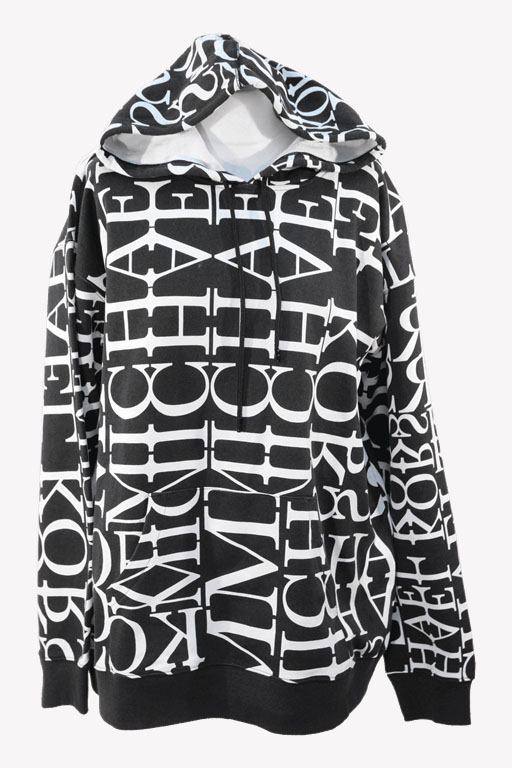 Michael Kors Pullover in Schwarz / Weiß aus Baumwolle aus Baumwolle Alle Jahreszeiten.1