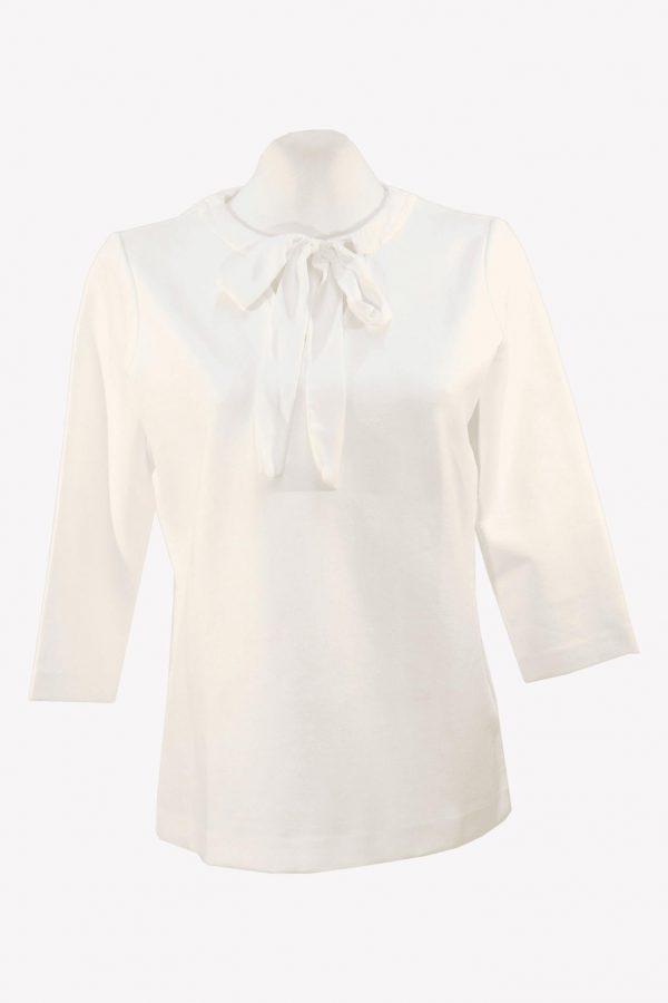 Hugo Boss T-Shirt in Weiß aus Viskose Alle Jahreszeiten.1