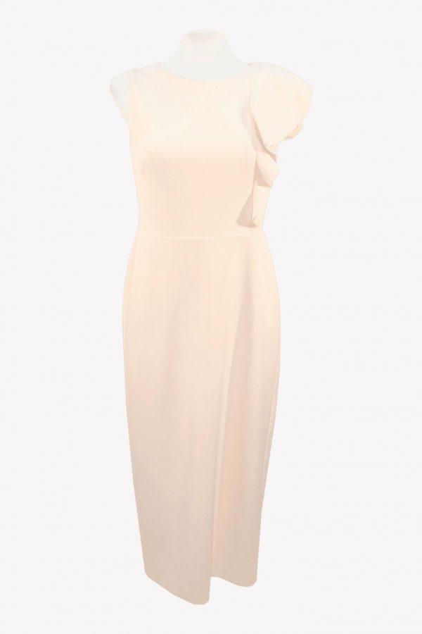 Ralph Lauren Shiftkleid in Rosa aus Polyester Frühjahr / Sommer.1