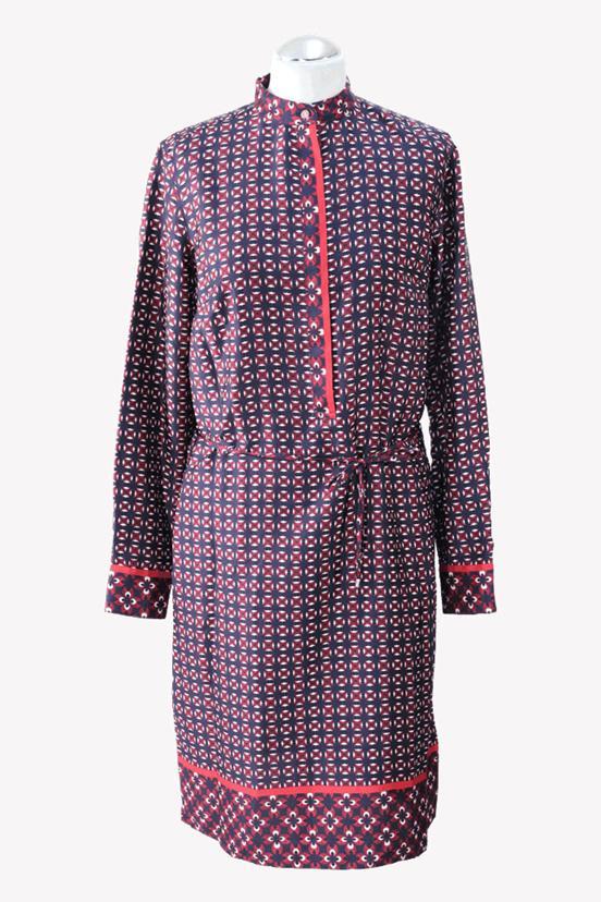Ralph Lauren Shiftkleid in Multicolor aus Polyestre Alle Jahreszeiten.1